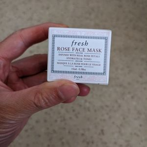 *HOST PICK* Fresh Rose Face Mask mini *FIRM PRICE*